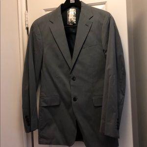 Theory Suits & Blazers - Men's theory grey blazer